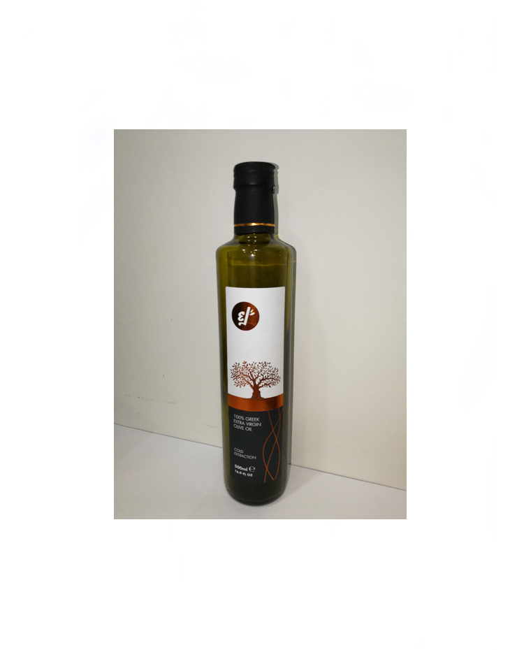 Olive Oil Bottle 250ml