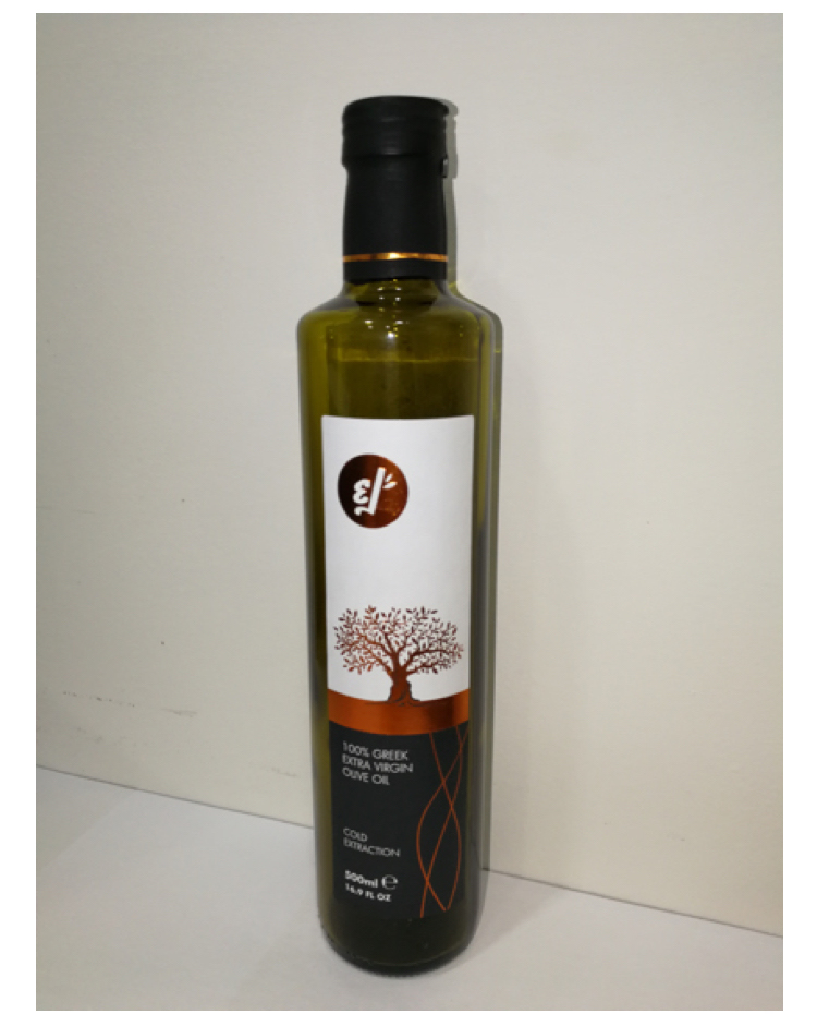 Olive Oil Bottle 750ml